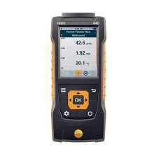 Testo 440 Air Flow ComboKit 1