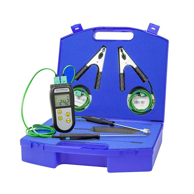 ETI HVAC Thermometer Kit