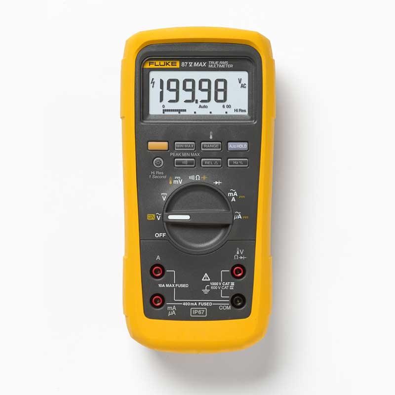 Fluke 87V MAX Digital Multimeter