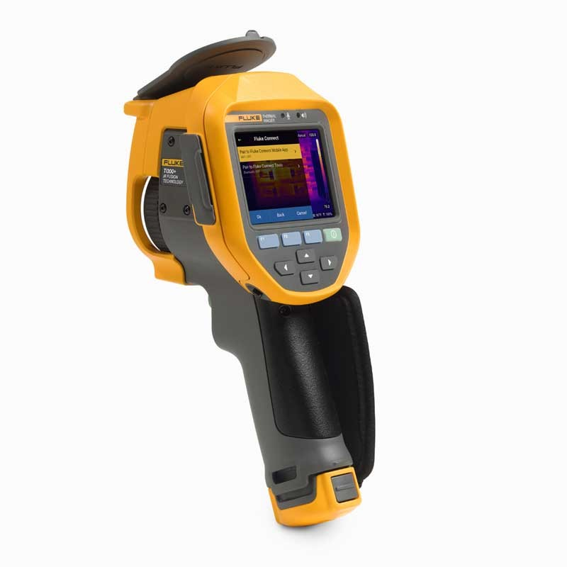 Fluke Ti300+ Pro 9Hz Infrared Camera