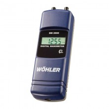 Wohler DM 2000 Gas Installer Set
