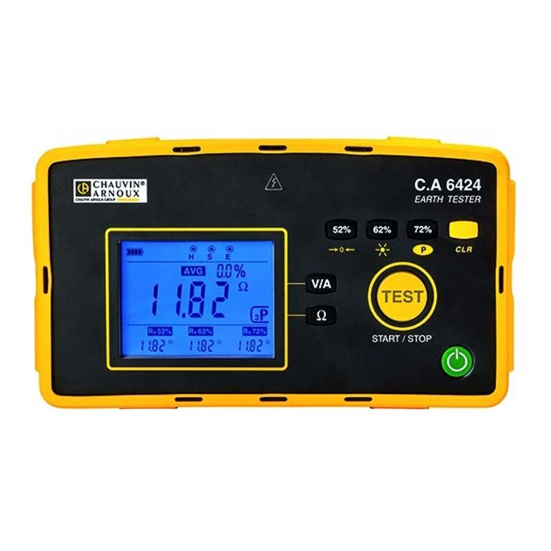CA6424 Earth Tester