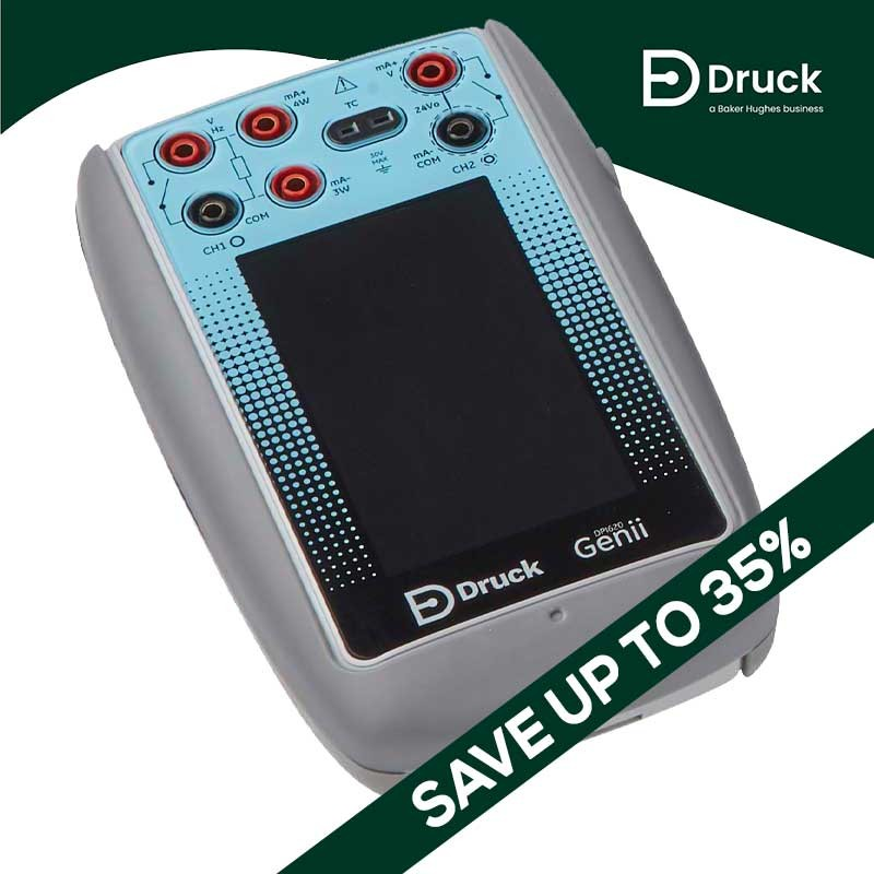 Druck DPI620PC Commercial Calibrator Package