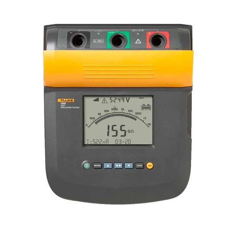Fluke 1555 10kV Insulation Tester