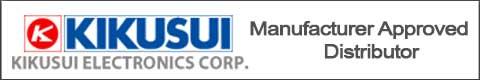 kikusui approved manufacturer