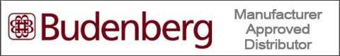 Budenberg approved distributor.