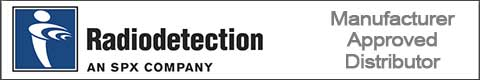 Radiodetection Approved distributor.