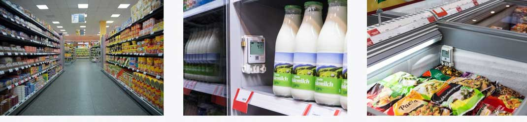 Temperature Monitoring in Food Production