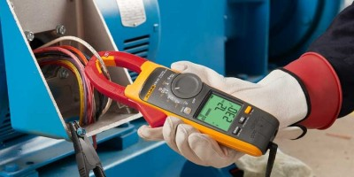 New Non-Contact Clamp Meters From Fluke