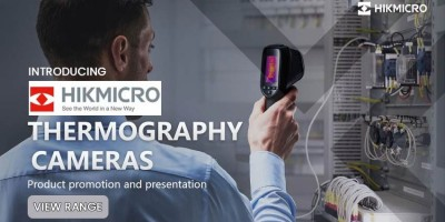 Introducing HIKMICRO Thermal Cameras