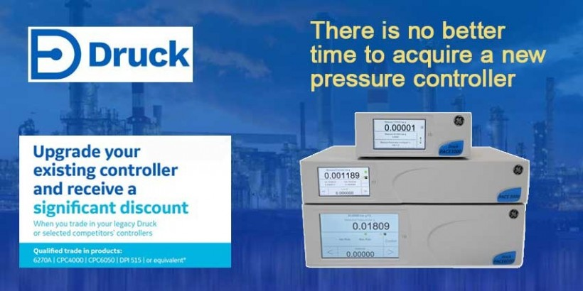 Trade In Your Old Pressure Controller