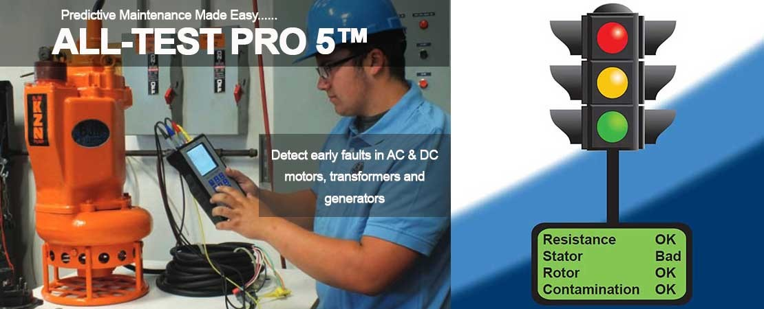 All-test-Pro 5 -Predictive Maintenance Made Easy