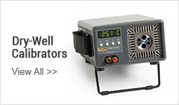 Dry Well Calibrators